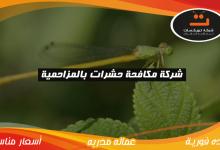 Photo of شركة مكافحه حشرات بالمزاحمية