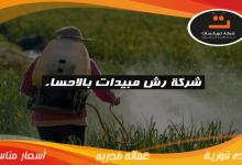 Photo of شركة رش مبيدات بالاحساء