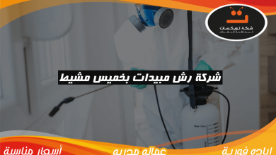 Photo of شركة رش مبيدات بخميس مشيط